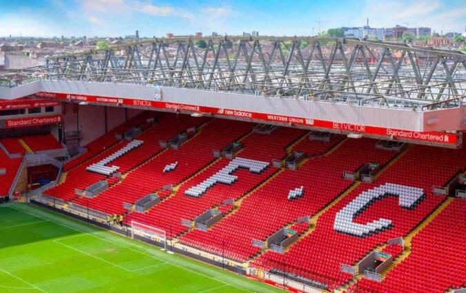 Liverpool Preparing For Bayern Munich Legends Clash