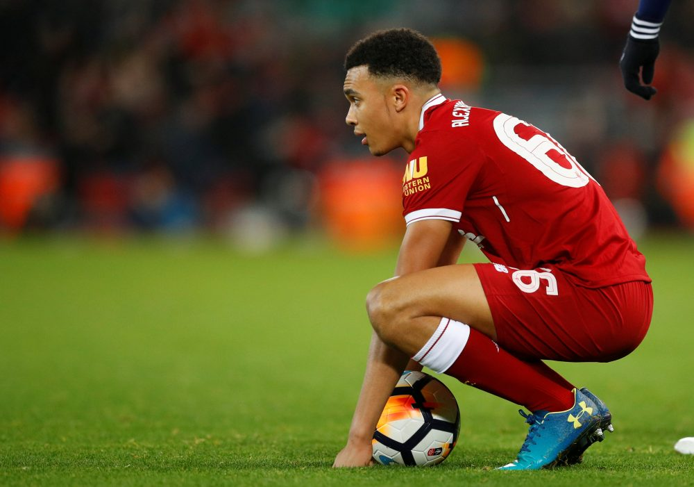 Alexander-Arnold aiming to emulate Anfield heroes