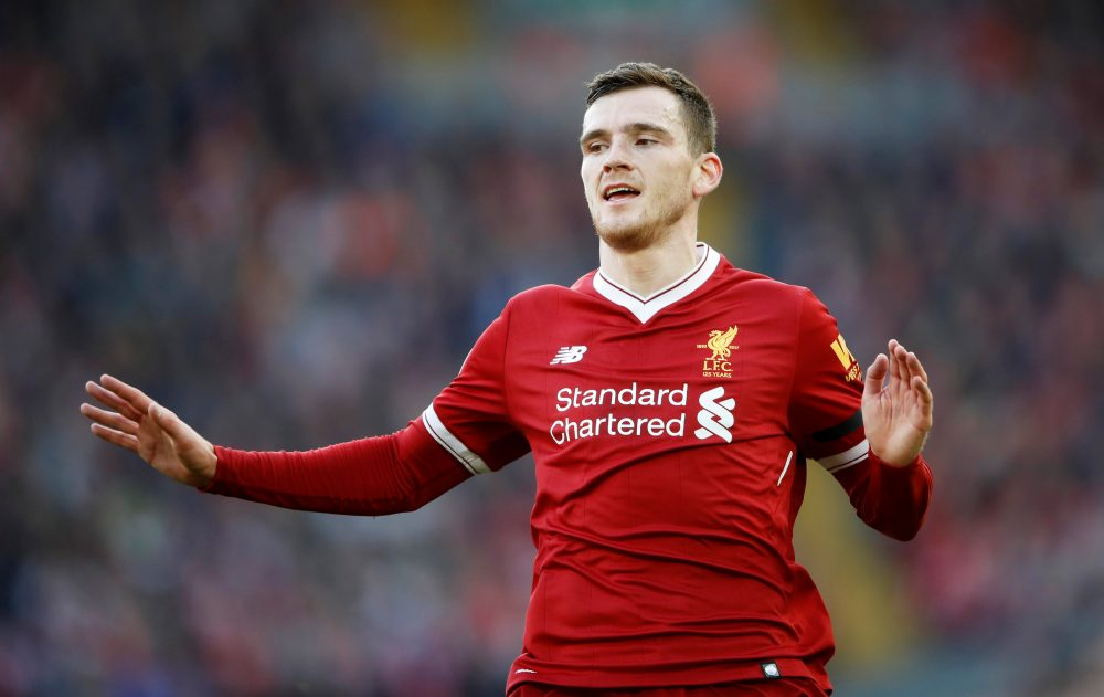 Liverpool fans left baffled as Anfield superstar overlooked for PFA Team of the Year