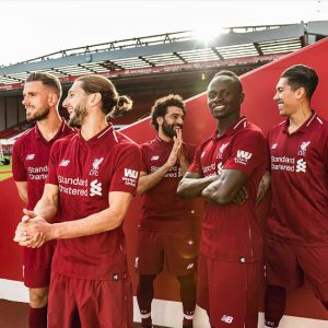 """""""Absolutely stunning"""" – Liverpool fans loving the look of next season's strip"""