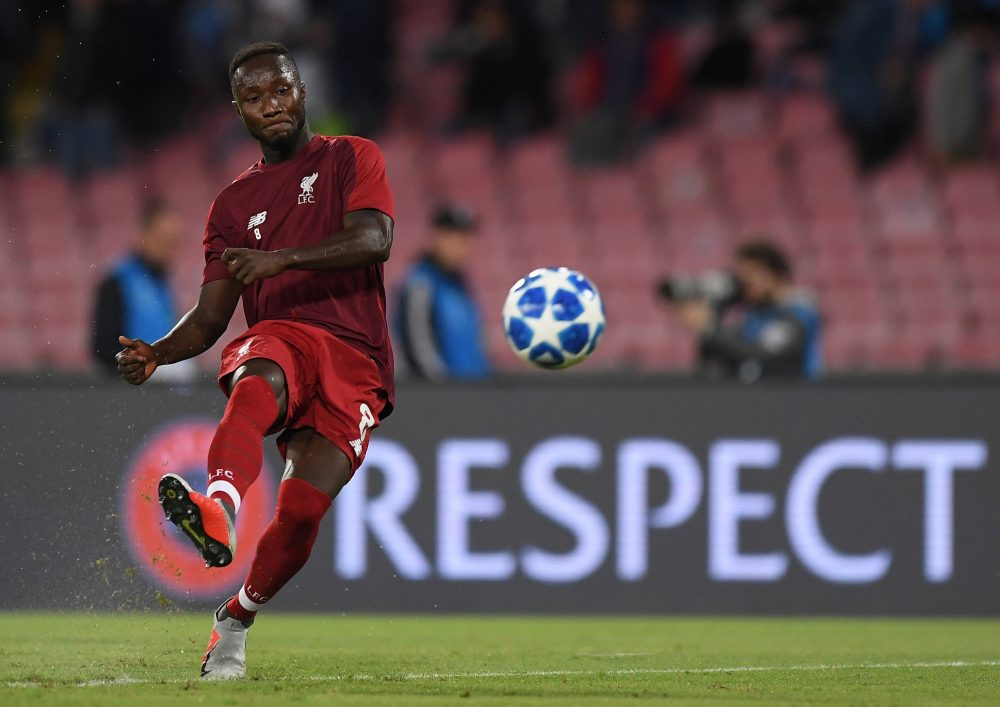 Guinea Provide An Update On Keita's Fitness Following Injury Scare