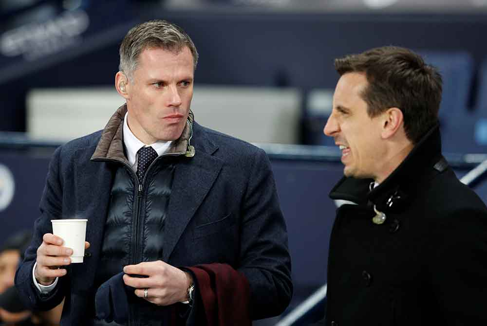 """Gary Neville Names The PL Club Who Has """"The Best Eleven In The League"""""""