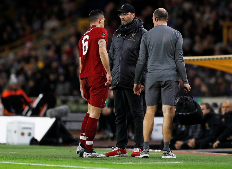 Klopp Explains Liverpool Star's Absence From Champions League Squad