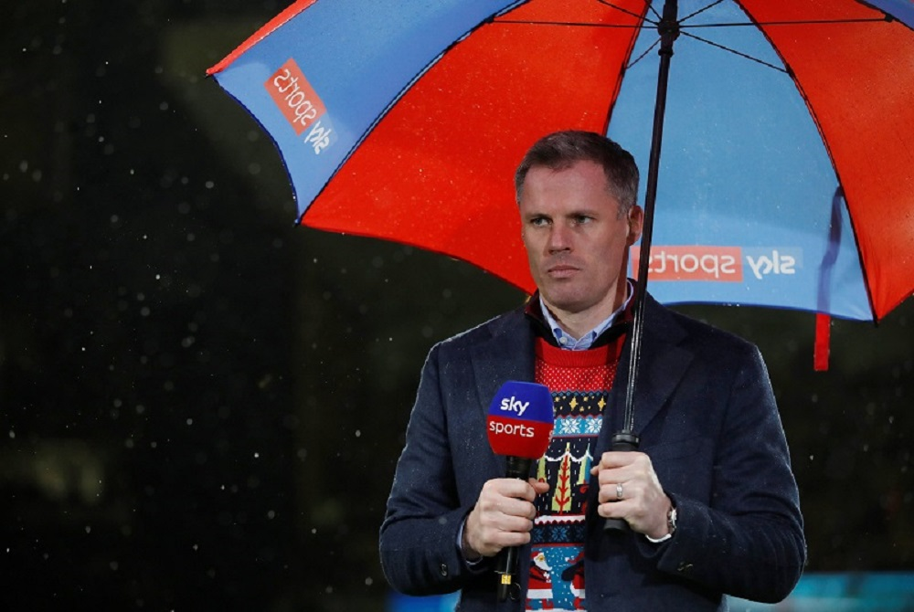 Carragher Raises Major Worry About Liverpool's Title Hopes As He Rates Their Chances Against City, Chelsea And United