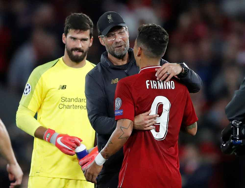 Latest Liverpool Injury News As Klopp Provides Update On Key Duo's Fitness