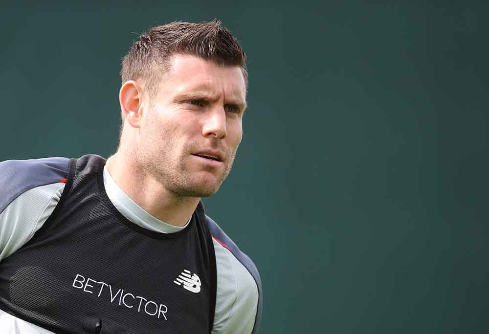 Milner To Start, Wijnaldum On The Bench: Liverpool's Predicted XI To Play Palace