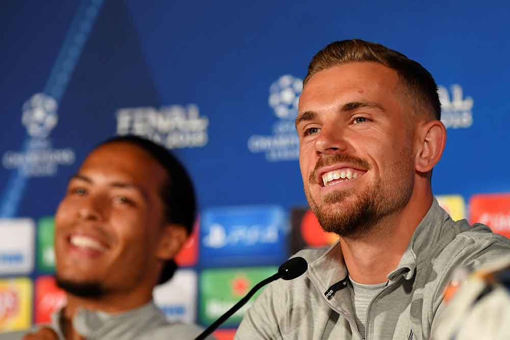 'Laying The Foundation' 'That's The Hint That He Wants Liverpool' Fans Hoping Henderson's Charm Offensive On 80M Rated Target Pays Off