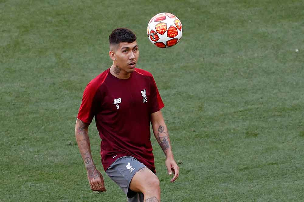 Firmino To Start, Jota Out: Liverpool's Predicted XI To Play Manchester City