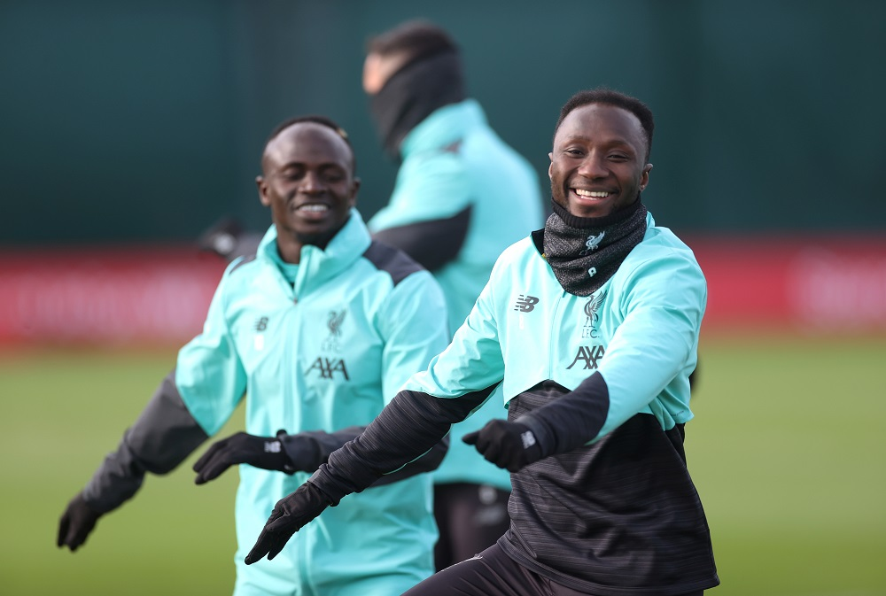 Keita In, Wijnaldum Drops To The Bench: Liverpool's Predicted XI To Take On Wolves