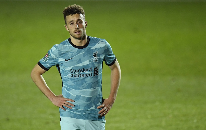 Jurgen Klopp Rates Diogo Jota's Chances Of Playing Against Chelsea