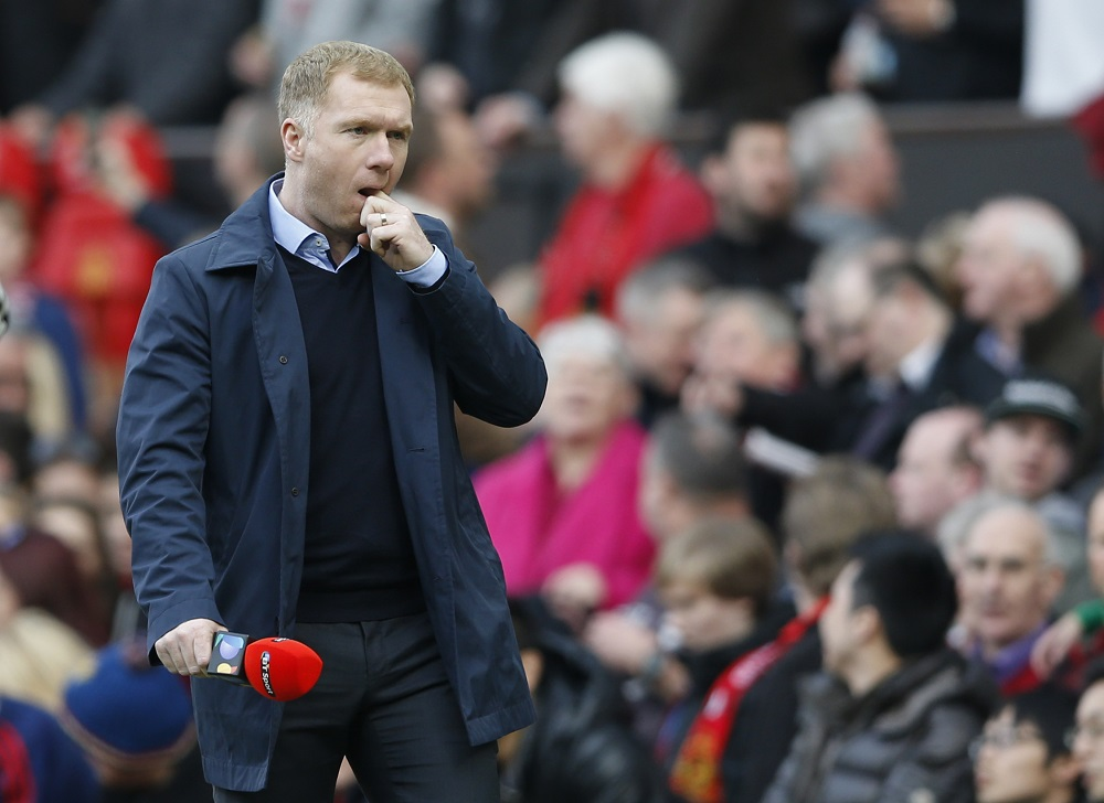 """Scholes Makes Frank Admission As He Explains Why Liverpool Or City """"Will Win The Title"""""""