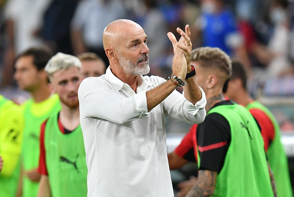 """""""The Emotion Will Be Strong"""" Milan Boss Pioli Can't Wait To Experience Anfield On A European Night"""