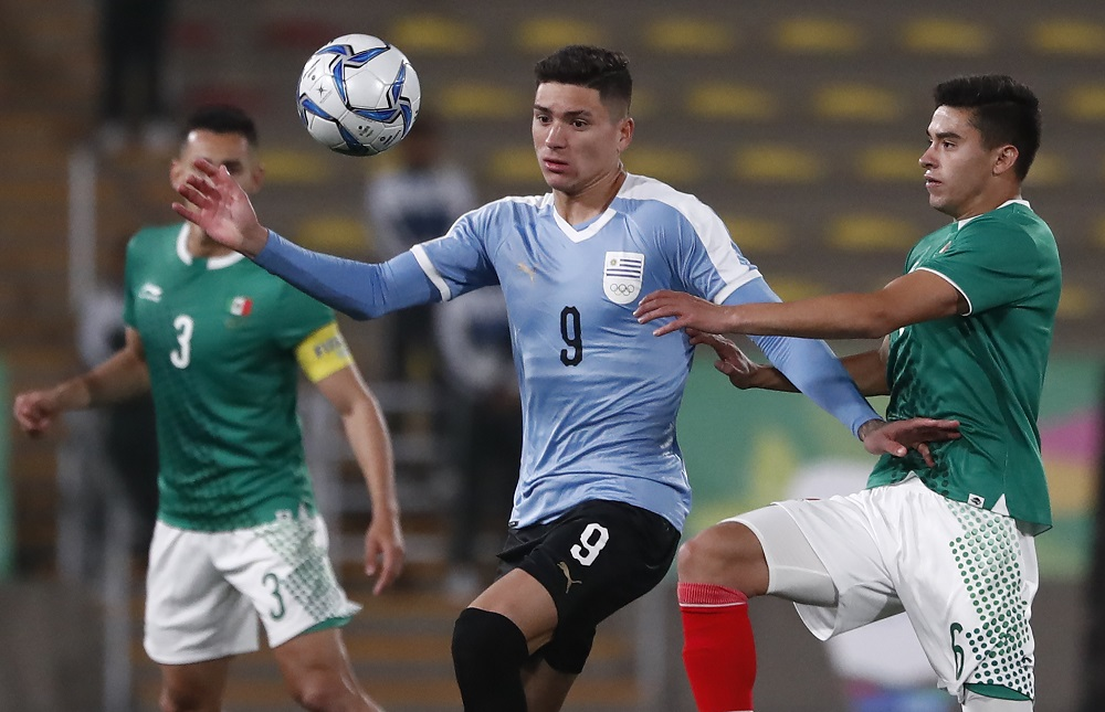 Liverpool Join 4 Clubs In Battle To Sign 70M Rated Uruguayan Ace Who Has Scored 6 Goals In 7 Games